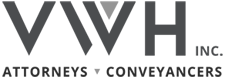 VWH Attorneys & Conveyancers Logo
